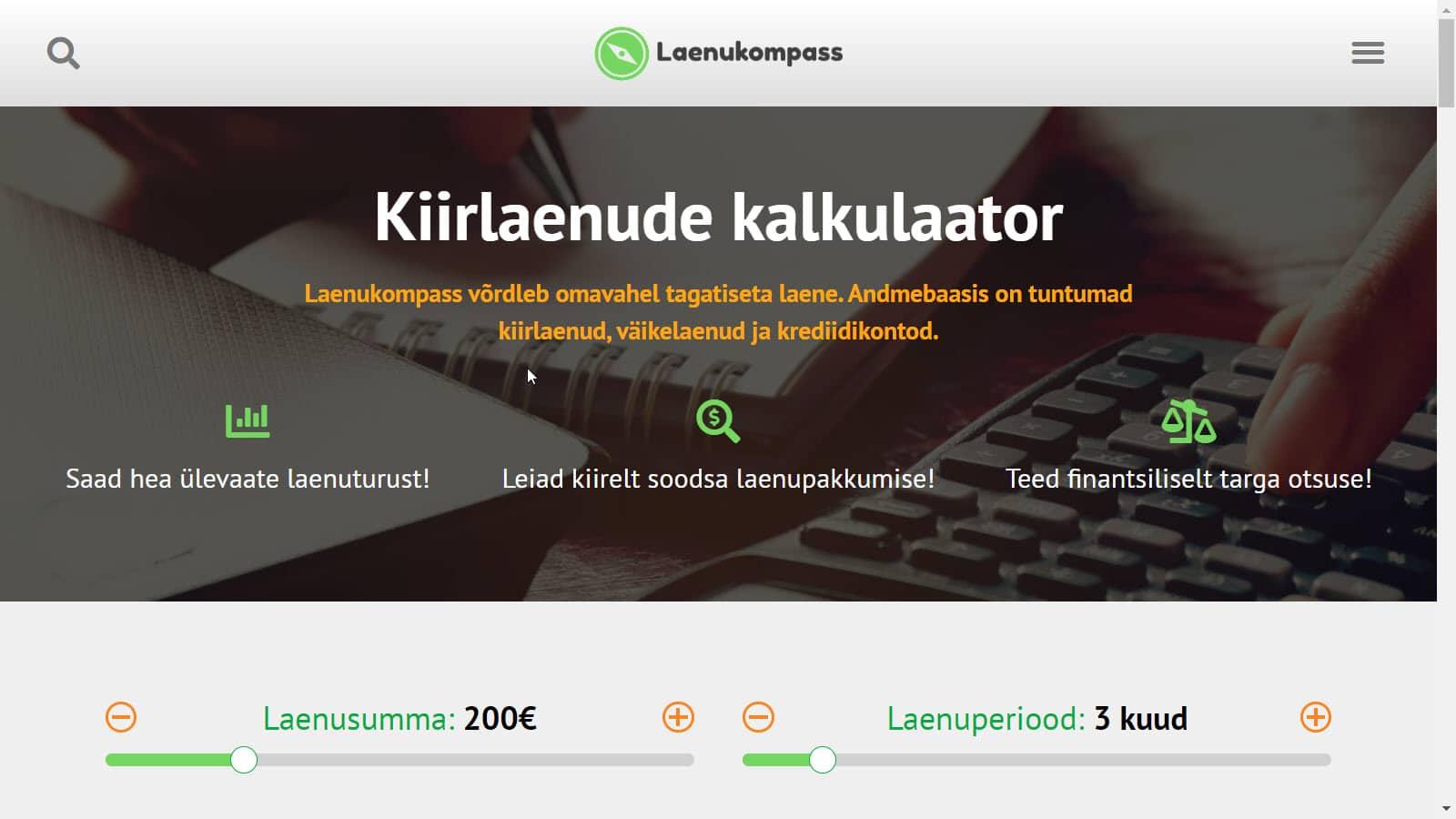 laenukompass.ee